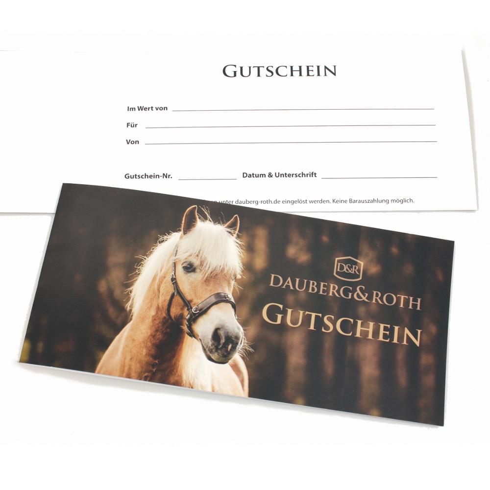 Dauberg&Roth-Geschenk-Gutschein
