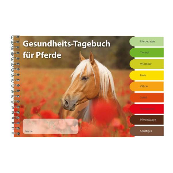 Gesundheits-Tagebuch-cover